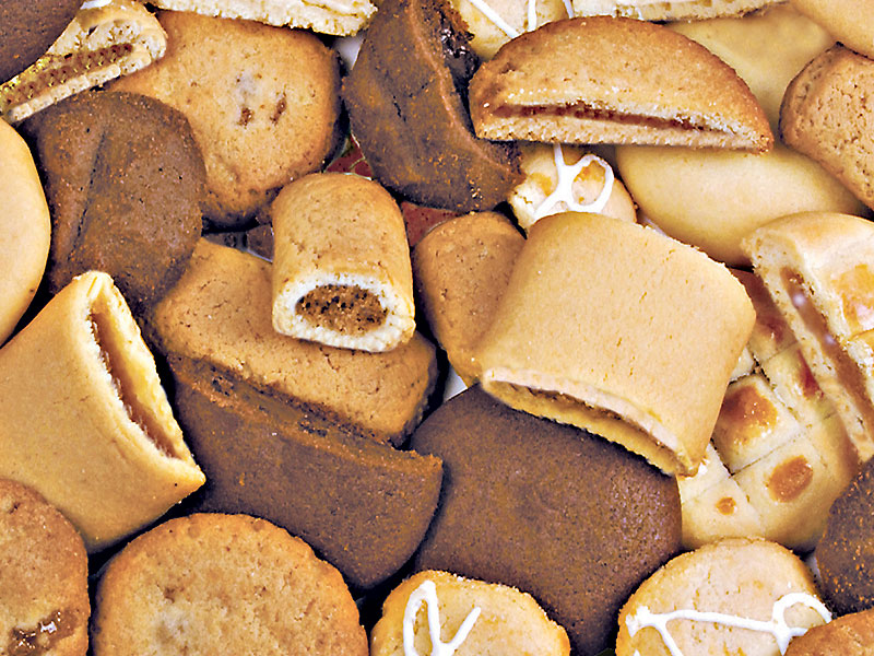 mixed biscuits