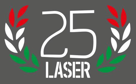 25 laser