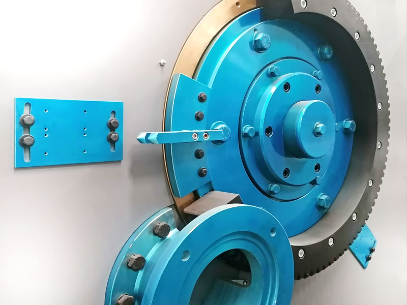 roller of the rotary moulder